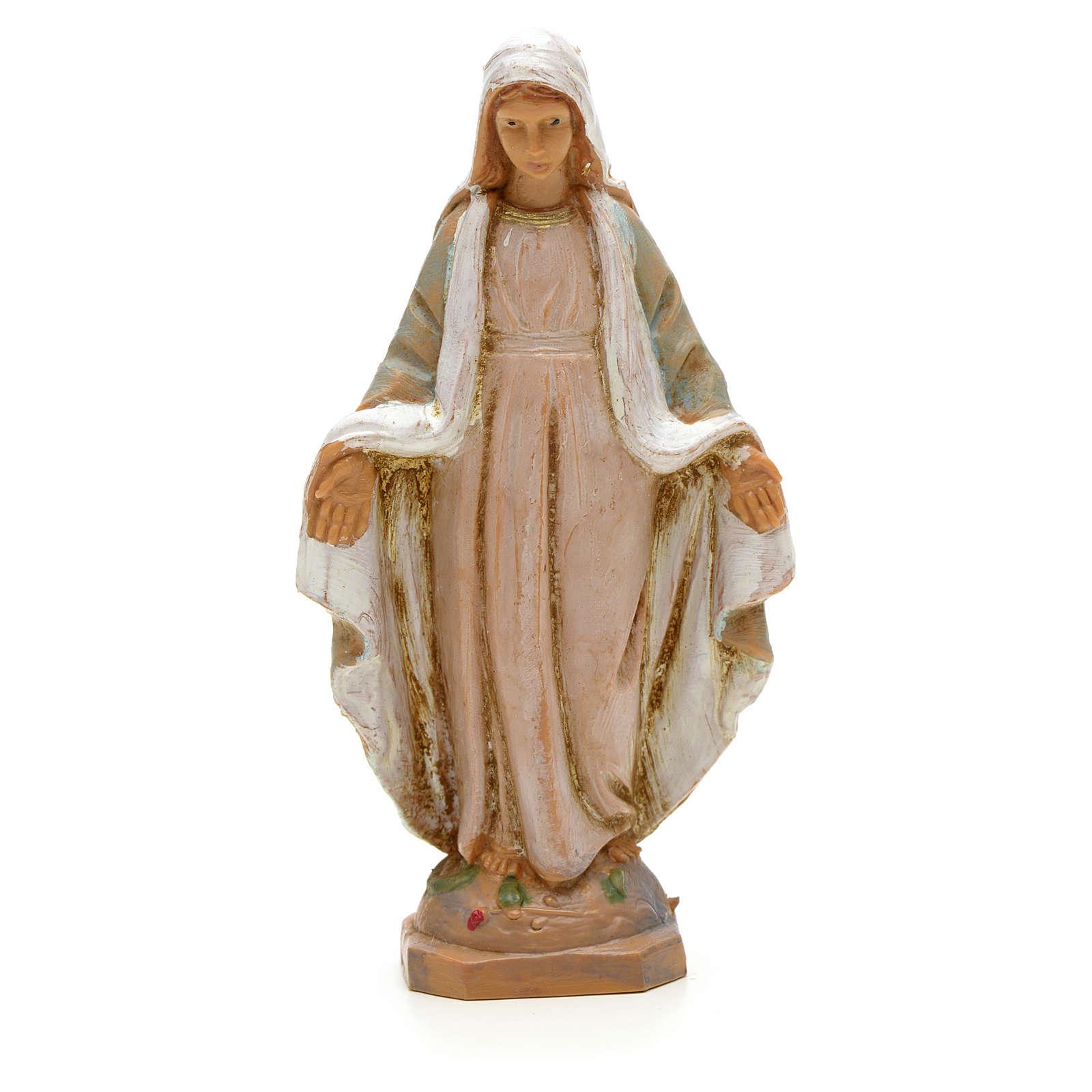 Vierge Immaculée, statue 7 cm Fontanini 4