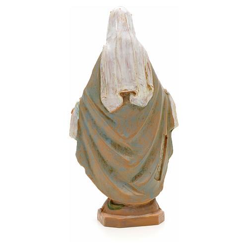 Vierge Immaculée, statue 7 cm Fontanini 2