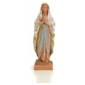 Virgen de Lourdes 7 cm Fontanini