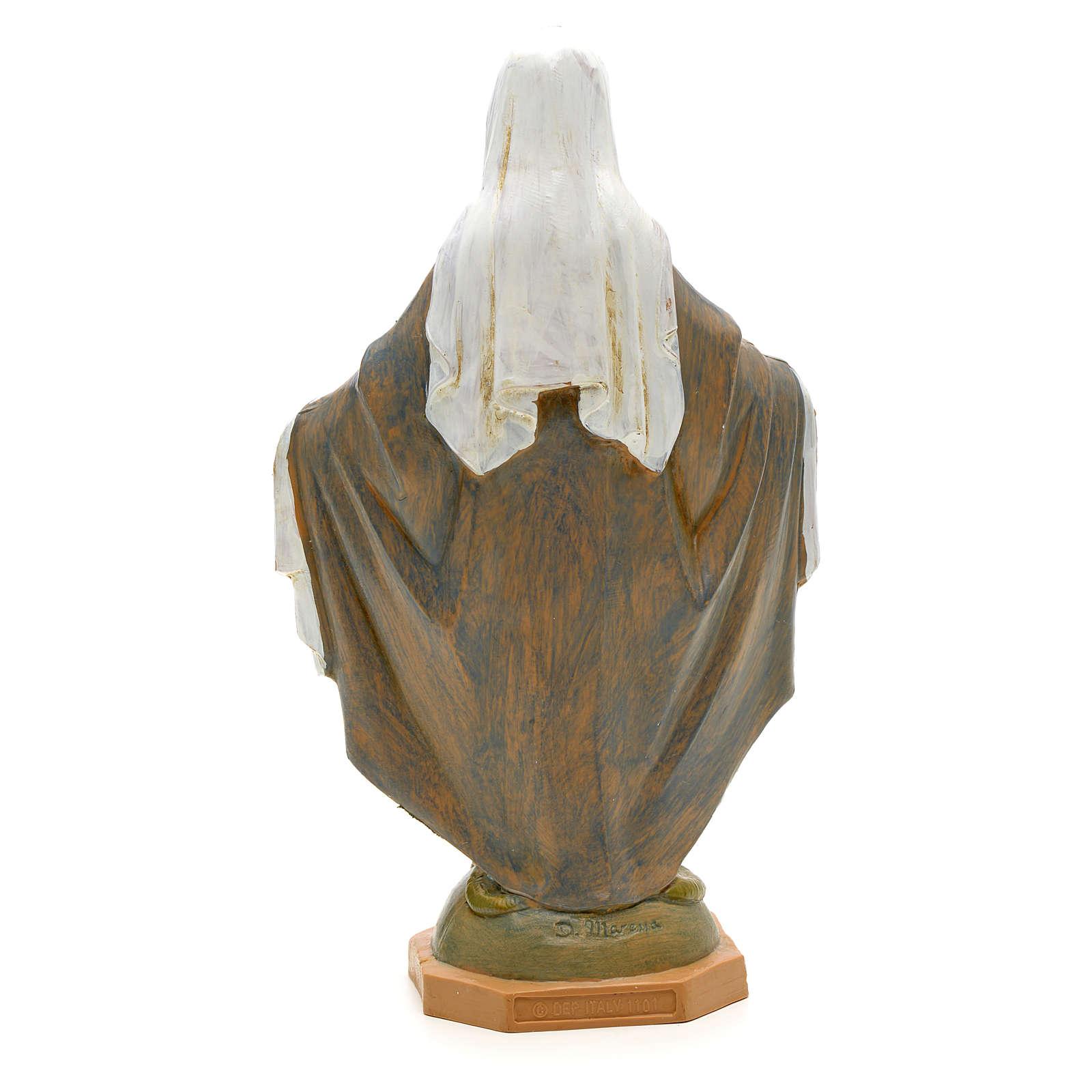 Nuestra Señora Inmaculada 18 cm Fontanini 4