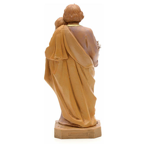 S. Giuseppe con Bambino 18 cm Fontanini 2