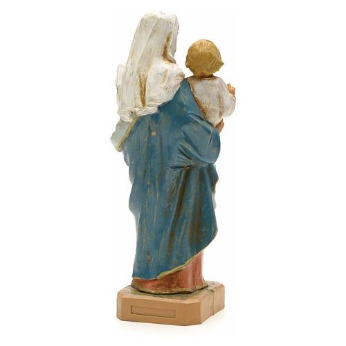 Statue Vierge à l'enfant 18 cm Fontanini 2