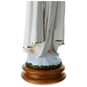Virgen de Fátima 110 cm Landi PARA EXTERIOR s8
