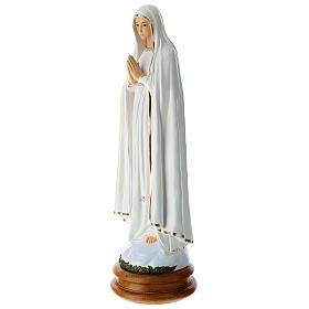 Madonna di Fatima 110 cm Landi PER ESTERNO s3