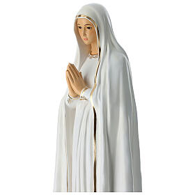 Madonna di Fatima 110 cm Landi PER ESTERNO s4