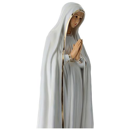 Madonna di Fatima 110 cm Landi PER ESTERNO 6