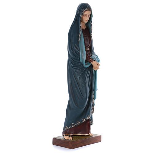 Virgen de los Dolores 170cm Landi fibra de vidrio 5