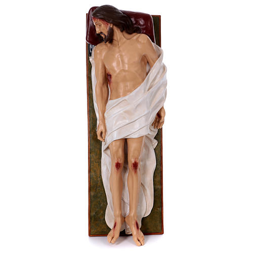 Nossa Senhora das Dores e Jesus fibra de vidro Landi