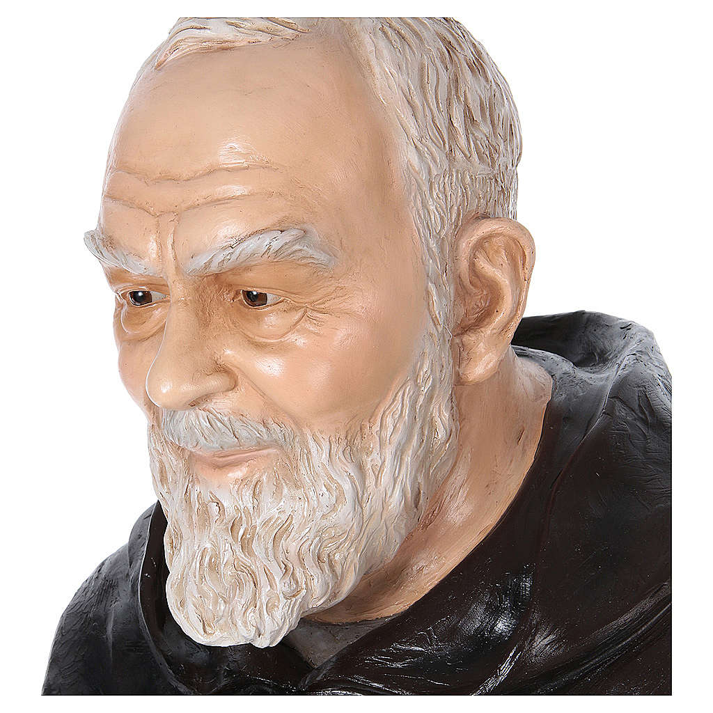 San Pio da Pietrelcina Landi 175 cm 4