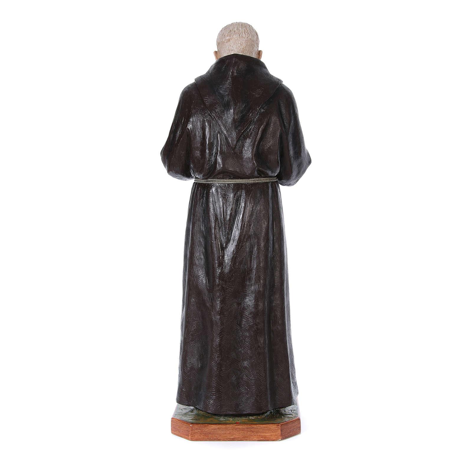 San Pio da Pietrelcina Landi 175 cm PER ESTERNO 4