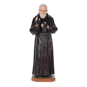 San Pio da Pietrelcina Landi 175 cm PER ESTERNO s1