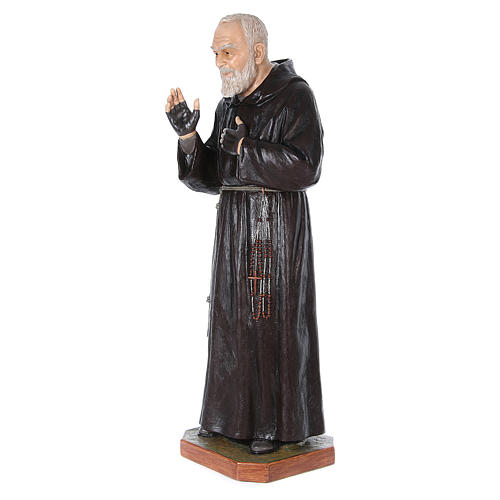 San Pio da Pietrelcina Landi 175 cm 2