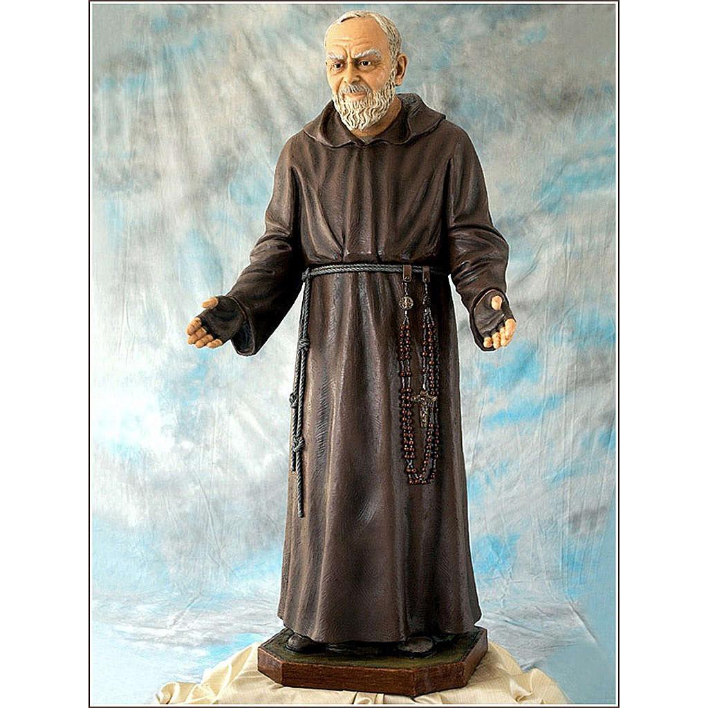 San Pio da Pietrelcina Landi 150 cm 4