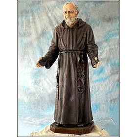 San Pio da Pietrelcina Landi 150 cm s1