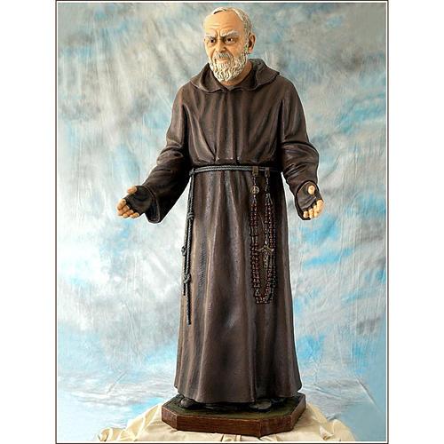 San Pio da Pietrelcina Landi 150 cm 1
