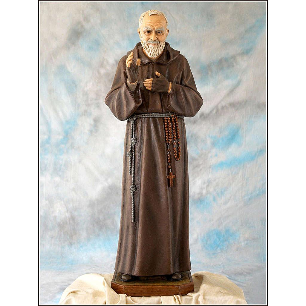 San Pio da Pietrelcina Landi 100 cm 4