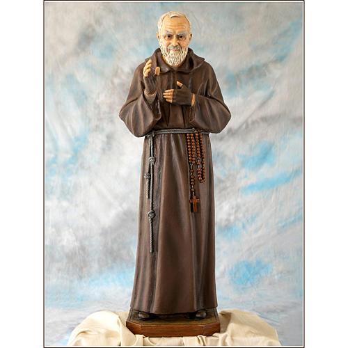 San Pio da Pietrelcina Landi 100 cm 1