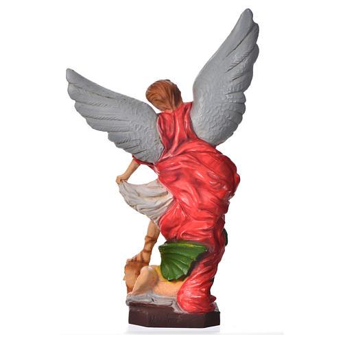 Statua San Michele Arcangelo 20 cm materiale infrangibile 2