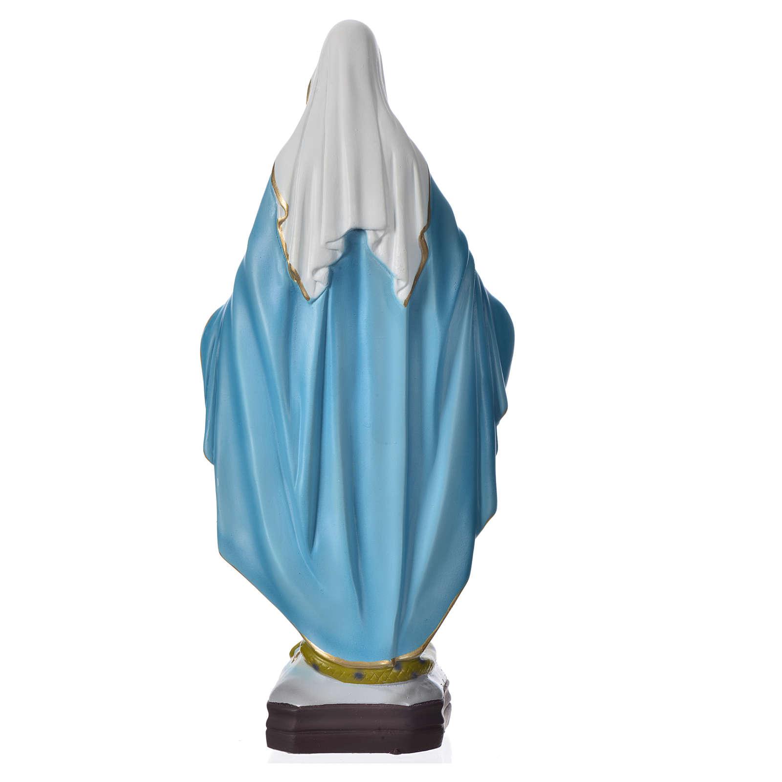 Statua Miracolosa 30 cm materiale infrangibile 4