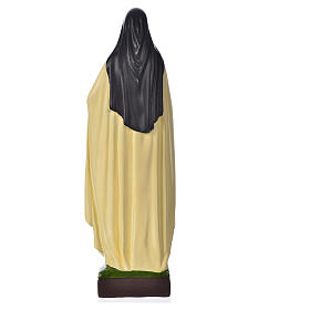 Statua Santa Teresa 30 cm materiale infrangibile s2