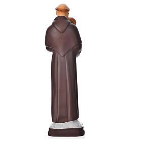 Saint Antoine de Padoue 30 cm statue en matériau incassable s2