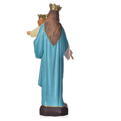Marie Auxiliatrice 30 cm statue en matériau incassable 2