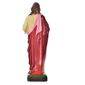 Sacré-Coeur de Jésus 30 cm matériau incassable s2