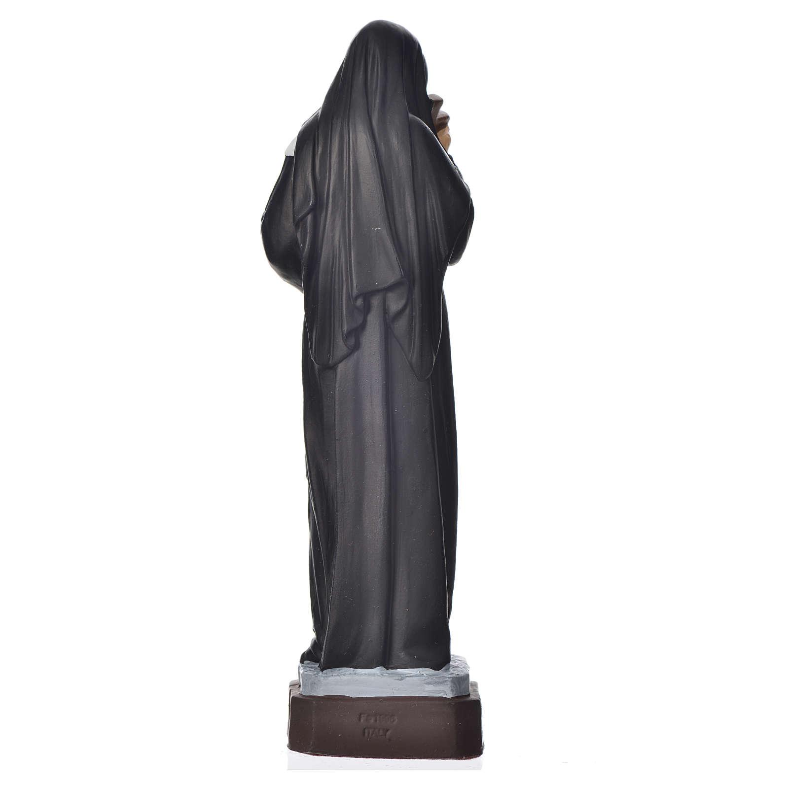 Santa Rita 16cm, material irrompible 4