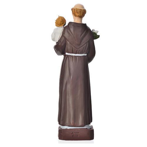 Saint Antoine statue pvc incassable 16 cm 2