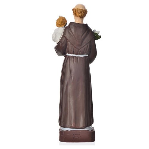 Sant'Antonio 16 cm materiale infrangibile 2