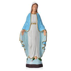 Nuestra Señora de la Medalla Milagrosa 20cm, material irrompible s1