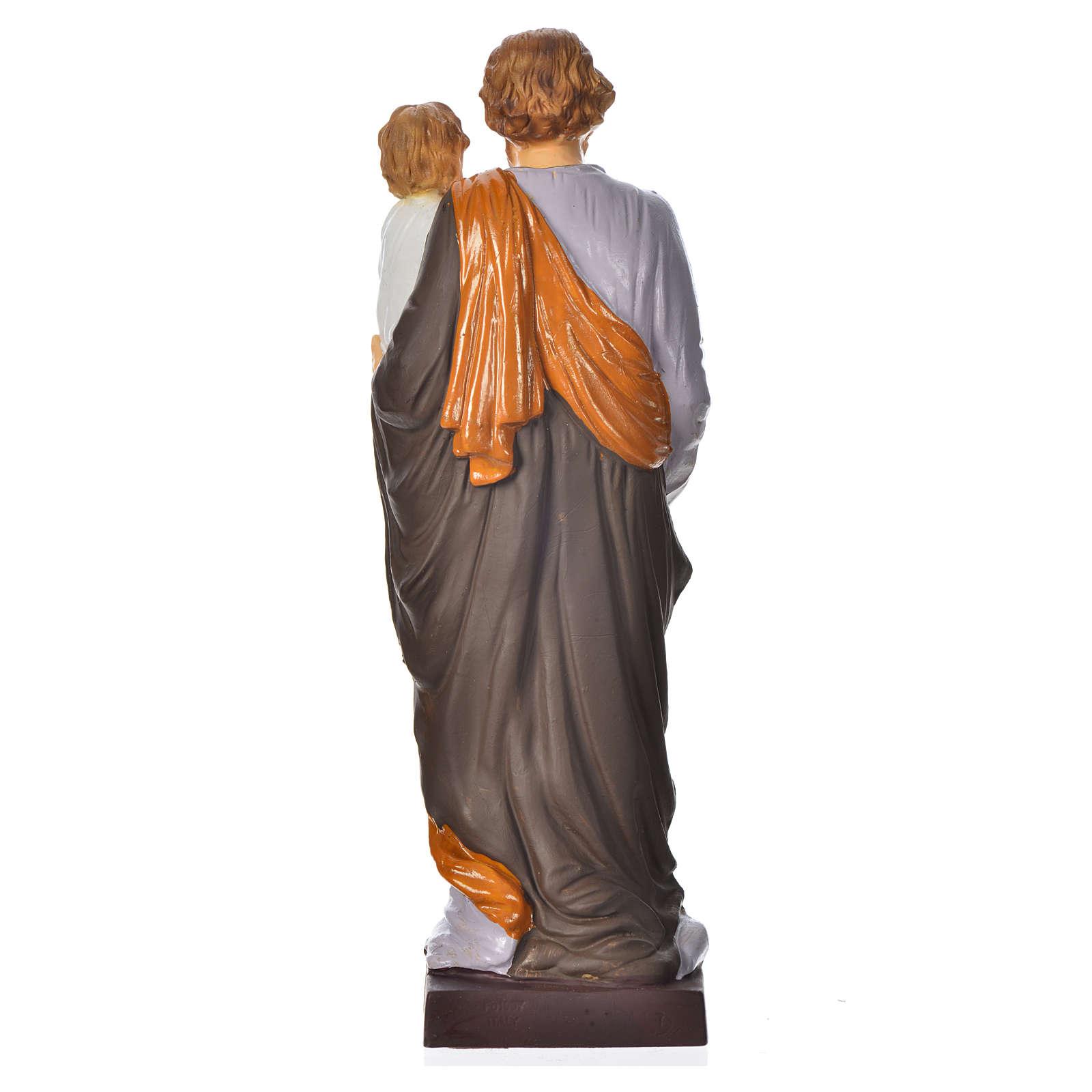 Saint Joseph 20 cm pvc incassable 4