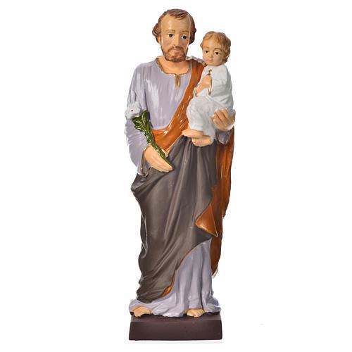 Saint Joseph 20 cm pvc incassable 1
