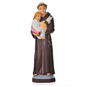 Saint Anthony 20cm, unbreakable material s1