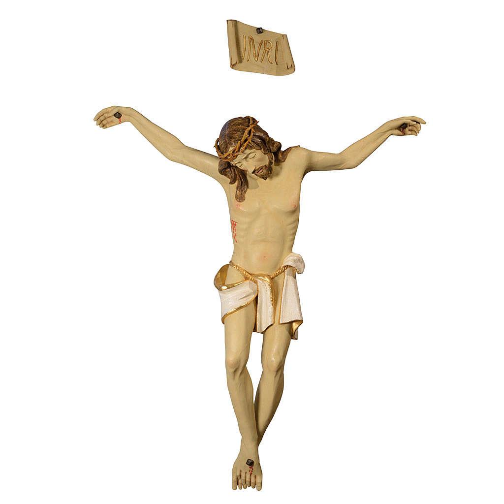 Cuerpo de Cristo 135cm de resina, Fontanini 4