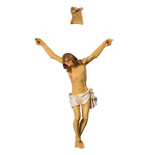 Corpo di Cristo 85 cm resina Fontanini 1