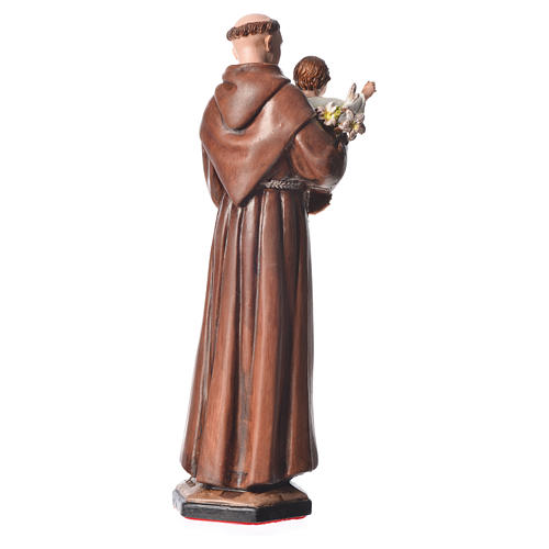 Statua S. Antonio cm 15 Moranduzzo 2