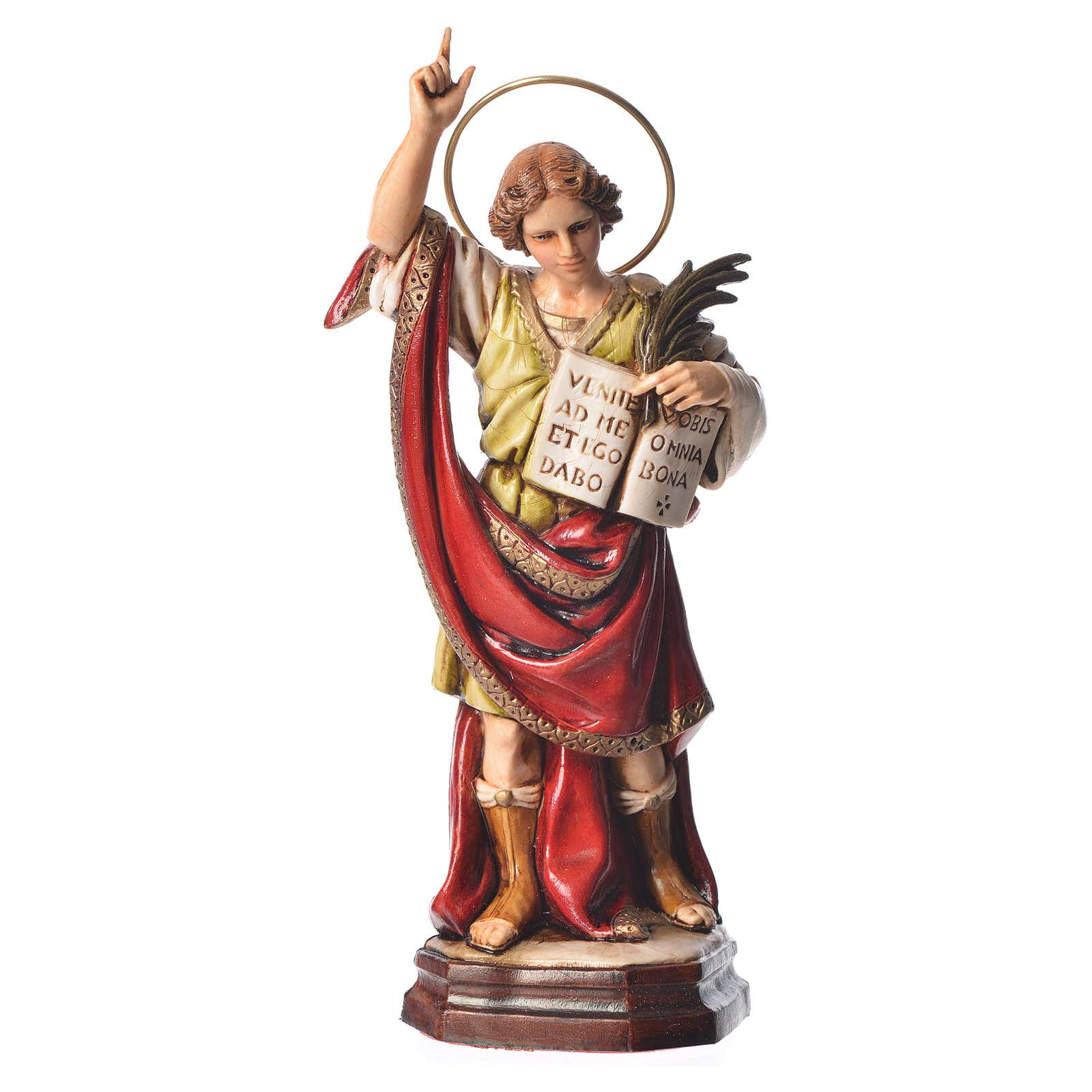 Saint Pancras, nativity figurine, 15cm Moranduzzo 4