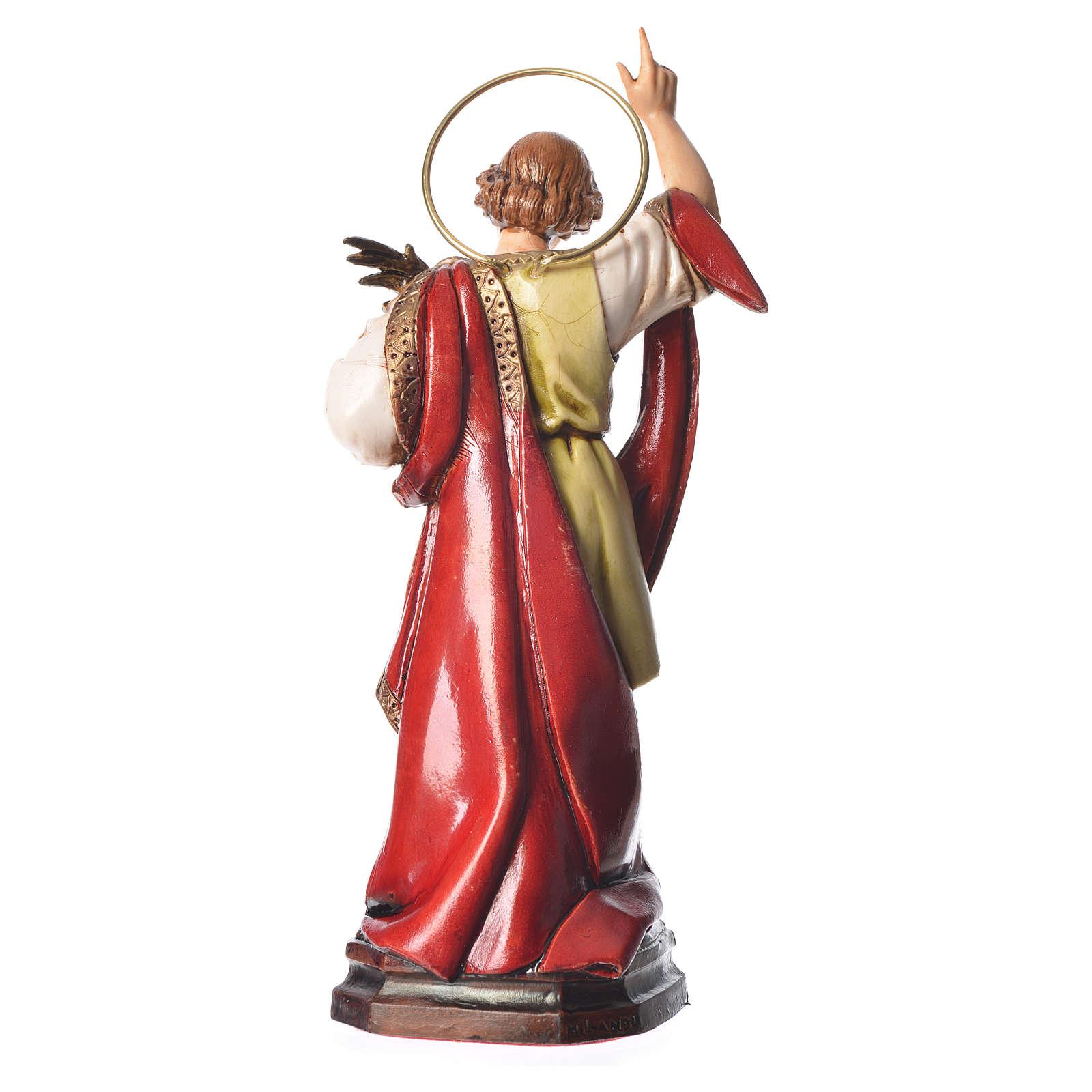 Statue Saint Pancrace 15 cm Moranduzzo 4