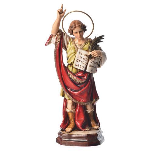 Statua San Pancrazio 15 cm Moranduzzo 1