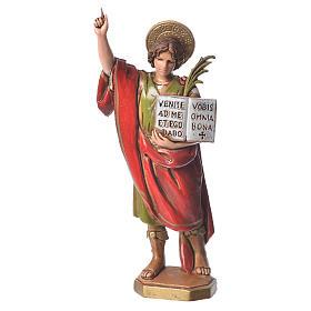 Statues en résine et PVC: Saint Pancrace 10 cm Moranduzzo