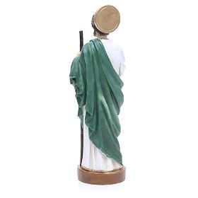 Statua San Giuda 30,5 cm in resina s3