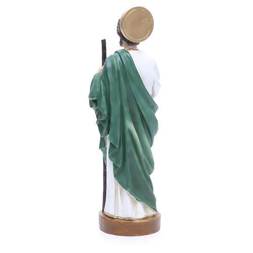 Statua San Giuda 30,5 cm in resina 3