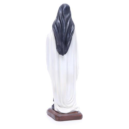 Statua Santa Teresa resina 30 cm 3