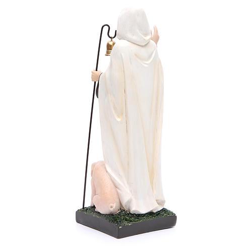 Statue Antoine le Grand 30 cm résine 3