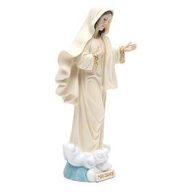 Imagen Virgen de Medjugorje 31 cm s4