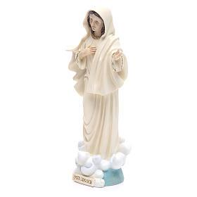 Statua Madonna Medjugorje 31 cm s2