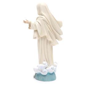 Statua Madonna Medjugorje 31 cm s3