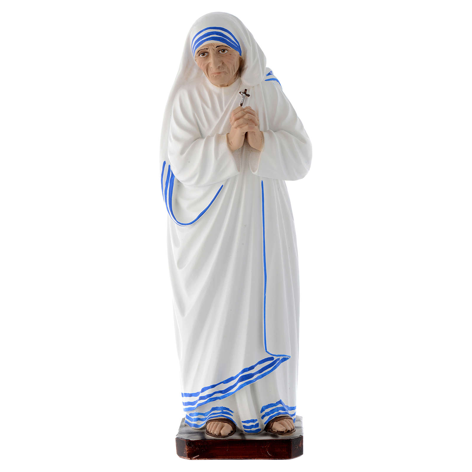 Mother Terese of Calcutta statue 30 cm fiberglass 4
