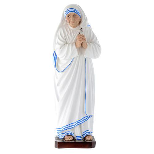 Statua Madre Teresa di Calcutta vetroresina 40 cm 1